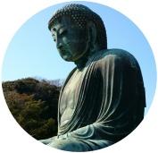 Buddha at Kamakura, Japan